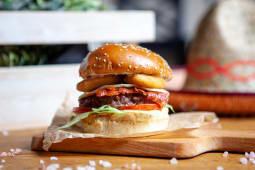 Crusta burger