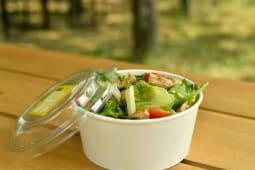 ცოცხალი სალათი ყველით