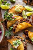 Menú Taco