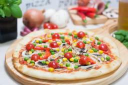 Pizza Veggie 25cm
