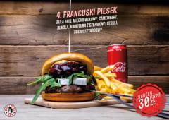 Burger Francuski piesek