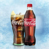 Coca-Cola botella (500 ml.)