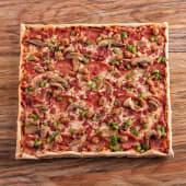 Pizza tradicional mixta (grande)