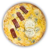 Pizza Formatges amb Codony (mitjana)
