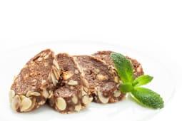 Домашня шоколадна ковбаса (100г)
