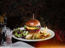 Garden Hamburger