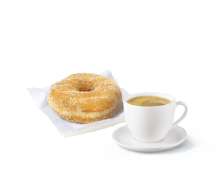 Café + Donut