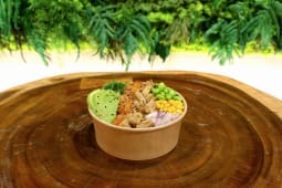 Poké bowl grande
