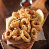 Calamares fritos (1 ración)