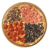Pizza Cuatro Estaciones (mediana)