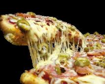 Combo pizza siciliana mediana