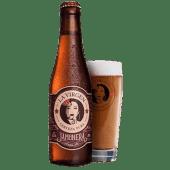 Cerveza La Virgen Jamonera (33 cl. )