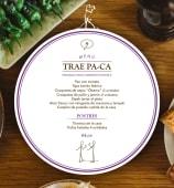 Trae Pa-Ca (para 2 personas)