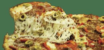 Combo pizza sweet pikant mediana