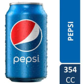 Pepsi lata (354 ml.)