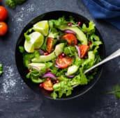 Салат Овочевий з авокадо (250г)