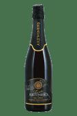 АРТІНЕРО вино ігристе витримане біле брют (0.75л)