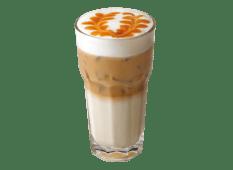 Caramel Iced Cappuccino