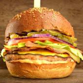 Meniu Bacon Cheeseburger pui