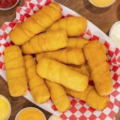 Tequeños de maíz (12 uds.)
