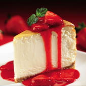 Strawberry New York Cheescake