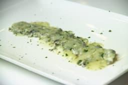 Kokotxas de merluza en salsa verde