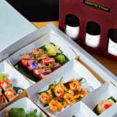 Gamy box menu' special wine - 2 persone