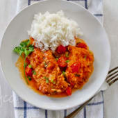 Rice Fish Stew
