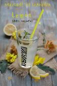Limonadă Goa cu lămâi