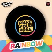 Rainbow poke