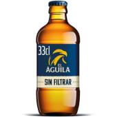 Águila Sin Filtrar (33 cl.)