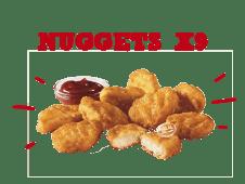 Chicken McNuggets™ x9