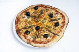 Pizza romana (33 cm.)