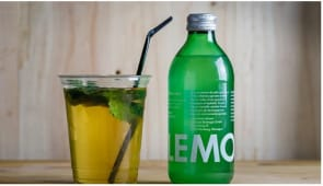 Lemonaid citron vert bio