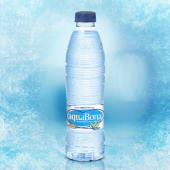 Aquabona botella 500ml.