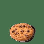 """Печиво """"Ванільне зі шматочками шоколаду"""", 65г"""