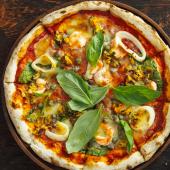 Pizza Turín mediana