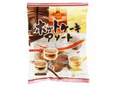 Mini pancake 3 gusti (choco,custard,maple,syrup) 165gr