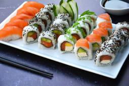 Full salmón 45 piezas