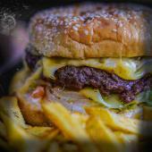 Hambúrguer Picanha