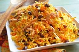Kabsa chicken & rice