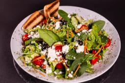 Snobbish salad