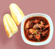 Суп Бань Мі Сот Ванг з багетами (300г)