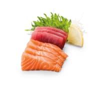 Sashimi mixte (7 pièces)