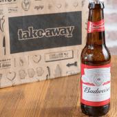 Cerveza Budweiser (25cl)