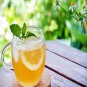 Iced Herb Tea