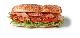 Tripple Bacon Sandwich 30cm