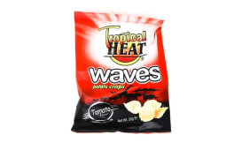 Tropical Heat Tomato Waves Crisps