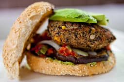 Pure Veggie Burger