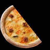 Піца-половинка 4 сири (260г)